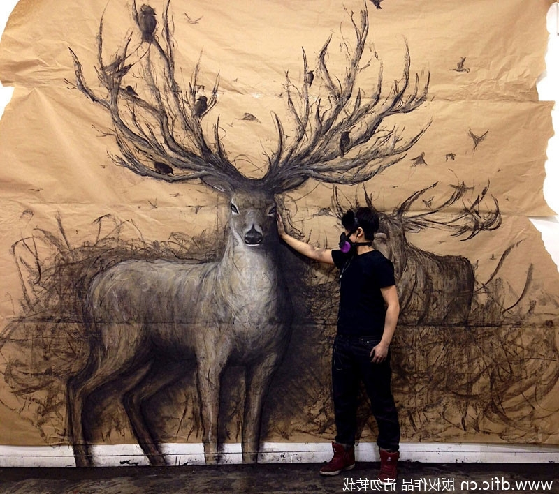 [%Vancouver Based Artist Creates 3D Animal Murals[1]  Chinadaily.cn Throughout Famous Vancouver 3D Wall Art|Vancouver 3D Wall Art In Most Recently Released Vancouver Based Artist Creates 3D Animal Murals[1]  Chinadaily.cn|Well Known Vancouver 3D Wall Art With Vancouver Based Artist Creates 3D Animal Murals[1]  Chinadaily.cn|Fashionable Vancouver Based Artist Creates 3D Animal Murals[1]  Chinadaily (View 1 of 15)