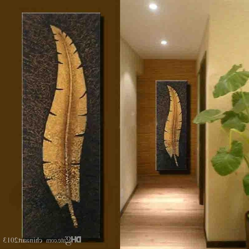 Vertical Wall Art – Temomido For Most Current Long Vertical Wall Art (Gallery 11 of 15)