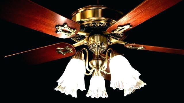 Victorian Style Outdoor Ceiling Fans Within Favorite Victorian Ceiling Fan French Country Ceiling Fan Victorian Style (View 11 of 15)