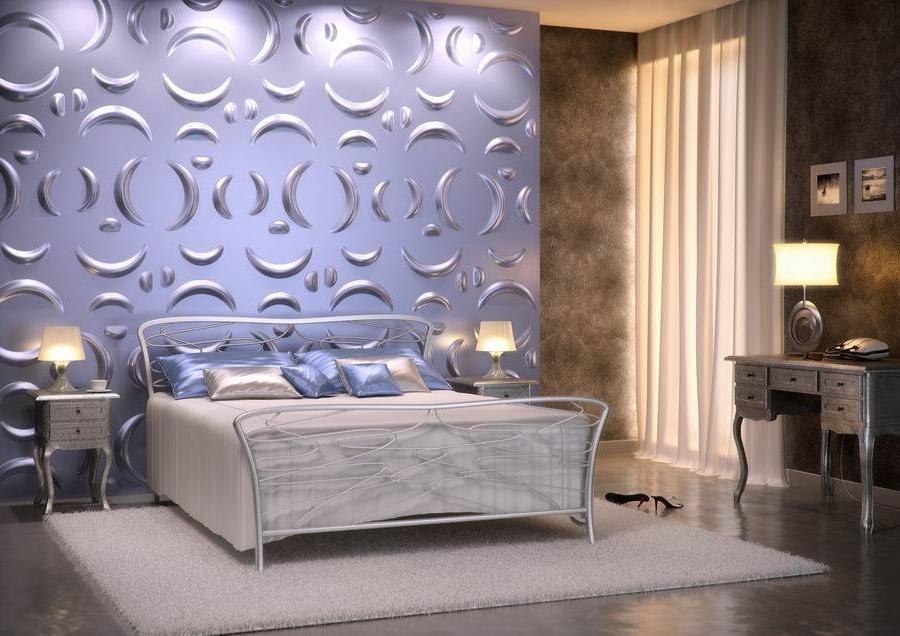 Vidella 3D Wandpanelen Bamboe Moonlight Sonata (Prijs Per Pak À 2 M2 With Favorite Vidella 3D Wall Art (View 10 of 15)