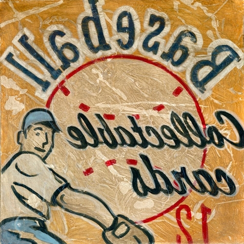 Vintage Baseball Wall Art in Famous Wall Art Ideas Design : Style Empty Vintage Baseball Wall Art