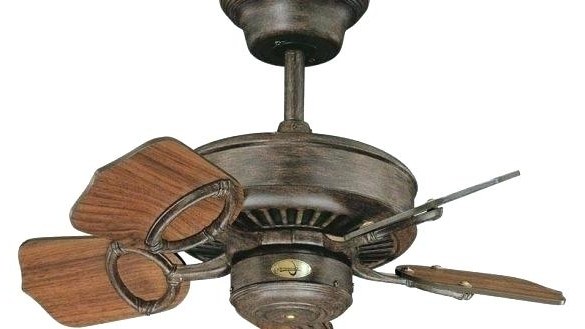 Vintage Look Outdoor Ceiling Fans With Well Liked Antique Looking Ceiling Fans Antique Look Ceiling Fans A Unique (View 13 of 15)