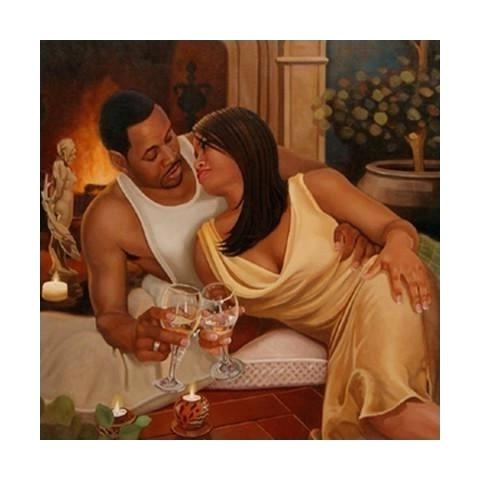 Wall Art Decor Ideas Top Black Love African American Decorating Intended For Trendy Black Love Wall Art (View 11 of 15)