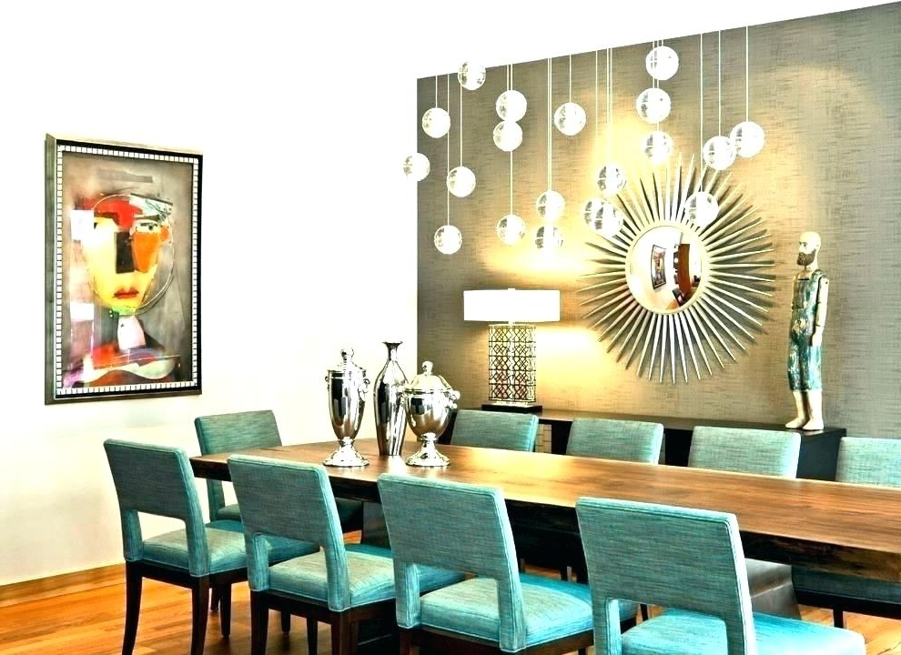Wall Art For Dining Room Modern Mirror Ideas Decor Large Abstract Pertaining To Recent Abstract Wall Art For Dining Room (View 14 of 15)