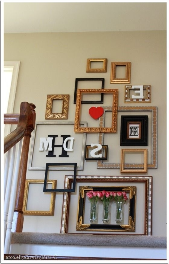 Wall Art Frame Ideas – Ilevel With Regard To Preferred Wall Art Frames (View 13 of 15)