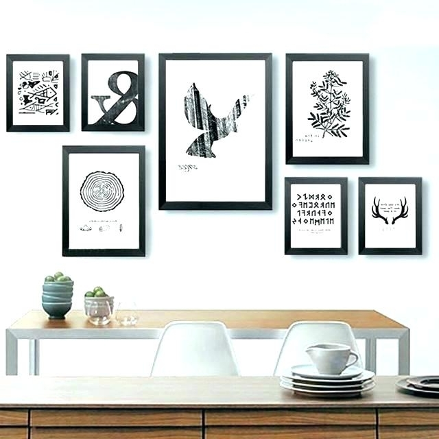 Wall Art Frames Intended For Well Liked Wall Art With Frames Music Wall Art Picture Frames Wall Art Wall (View 13 of 15)
