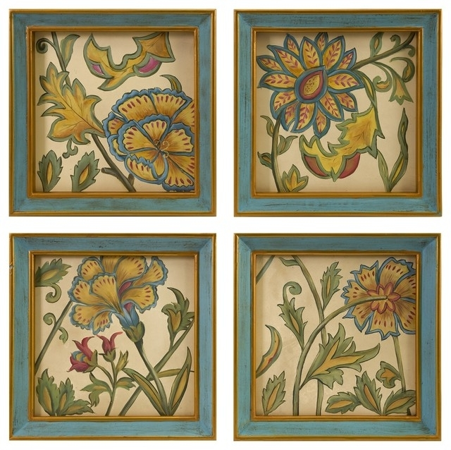 Wall Art Ideas Design : Golden Yellow French Country Wall Art With Regard To Preferred French Country Wall Art Prints (View 3 of 15)