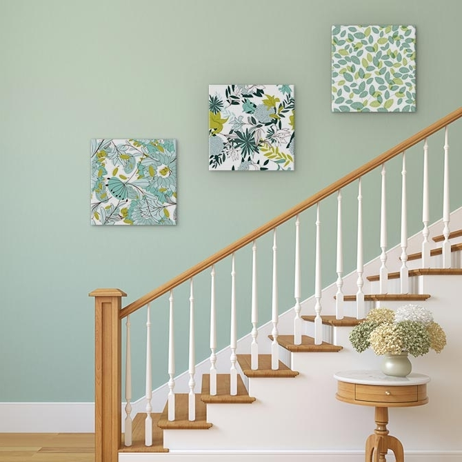 Wall Art Ideas For Hallways Throughout Popular 11 Elegant Hallway Decorating Ideas (View 7 of 15)