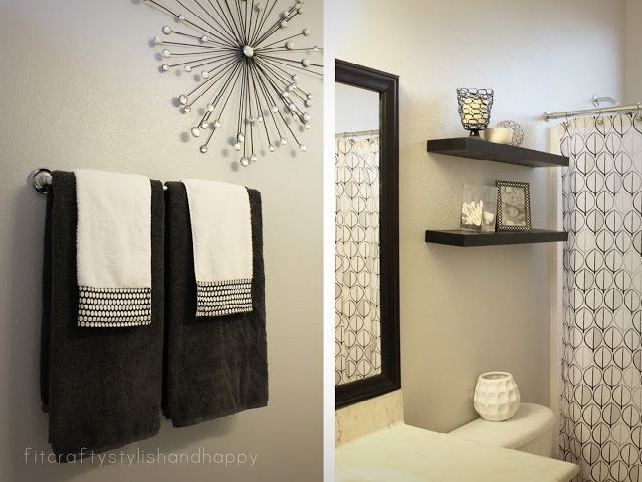 Featured Photo of Bathroom Wall Hangings