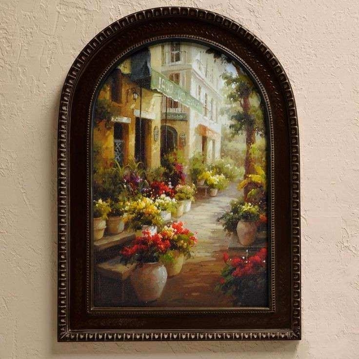 Wall Art Ideas Inside 2018 Tuscan Wall Art Decor (View 5 of 15)