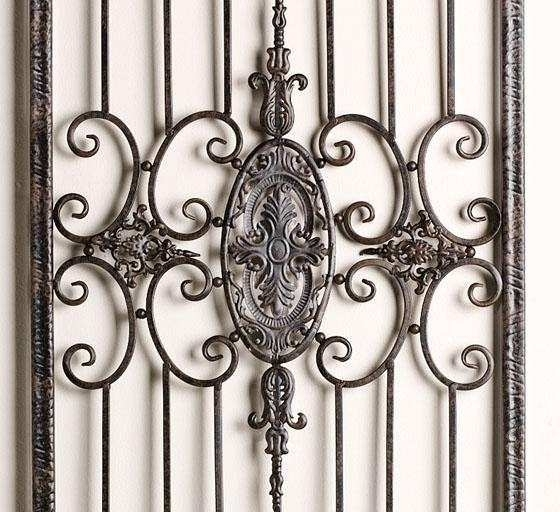 Wall Art Ideas With Regard To Iron Gate Wall Art (View 13 of 15)