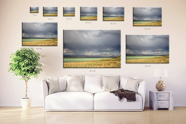 Wall Art Sizes – Elitflat In Most Recently Released Sofa Size Wall Art (View 7 of 15)
