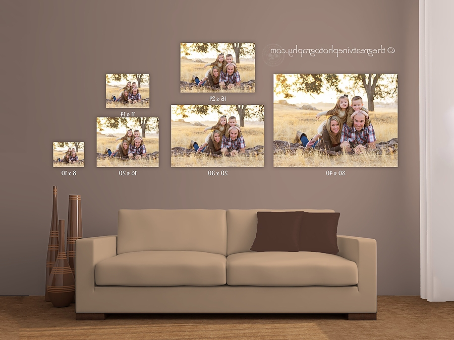 Wall Artsize – Elitflat For Most Popular Sofa Size Wall Art (View 4 of 15)