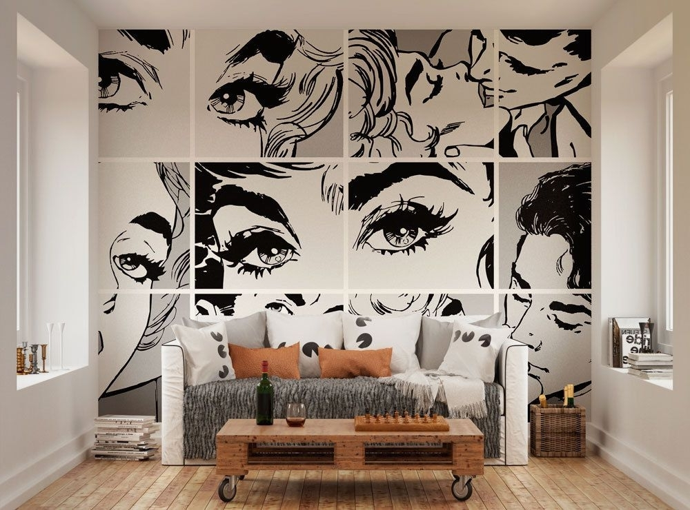 Wall Decal (View 3 of 15)