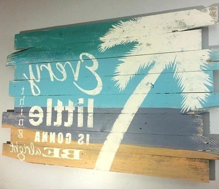 Featured Photo of Beach Theme Wall Art