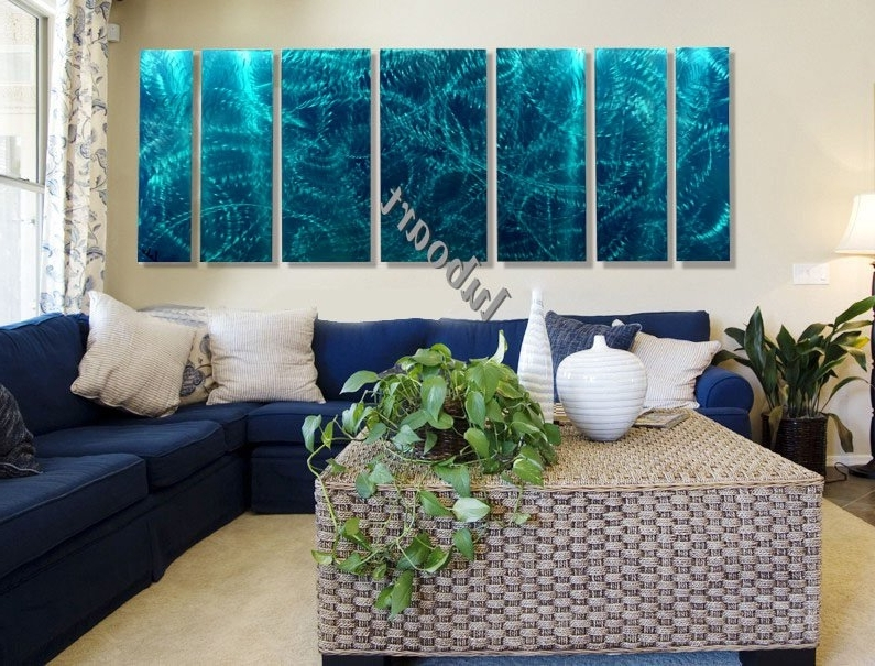 Wall Decor Turquoise Interior Decorating, Turquoise Wall Art Within Preferred Turquoise And Brown Wall Art (View 13 of 15)