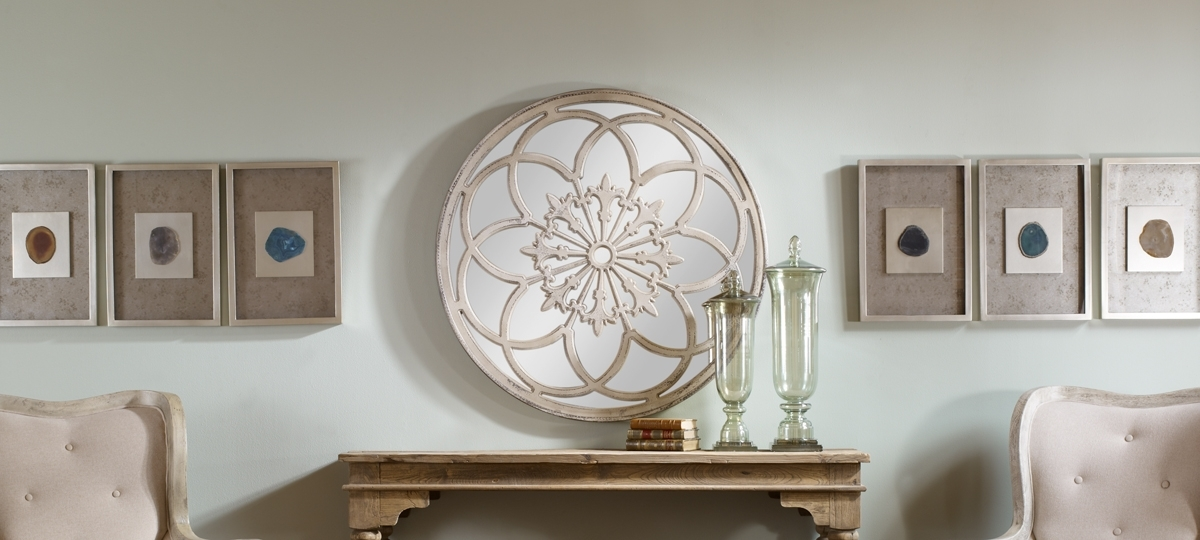 Featured Photo of Uttermost Metal Wall Art