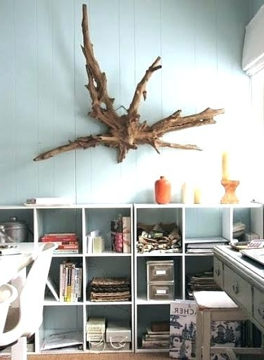 Wall Driftwood Art Email Buy Large For Sale – Zimmermannz (View 7 of 15)