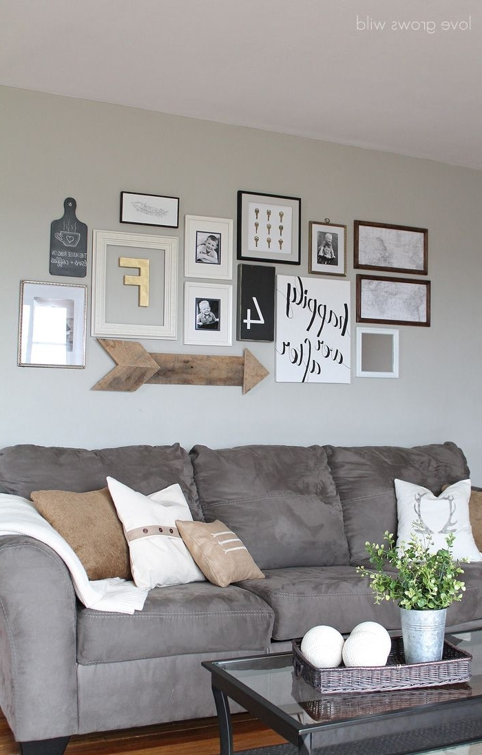 Featured Photo of Wall Pictures For Living Room