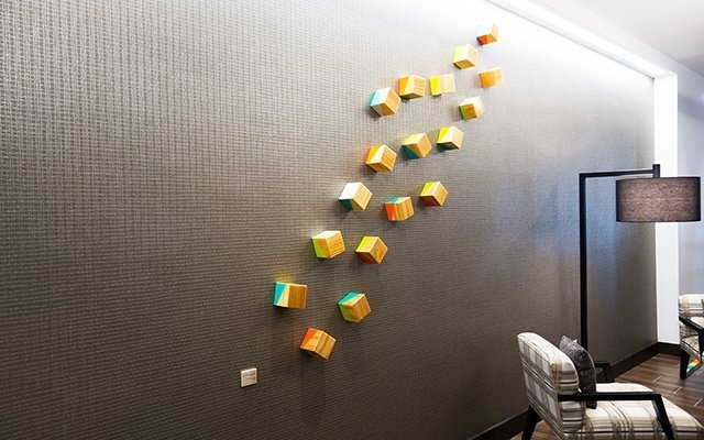 Wall Sculpture (View 3 of 15)