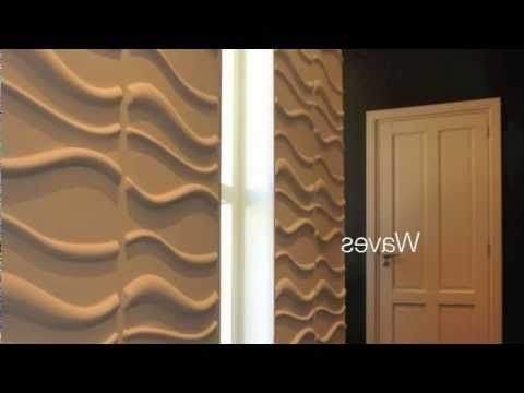 Wallart, 3D Wallpanel, 3D Wall Panel, 3D Wallpanel, 3Dwallpanel Inside Current Vidella 3D Wall Art (View 9 of 15)