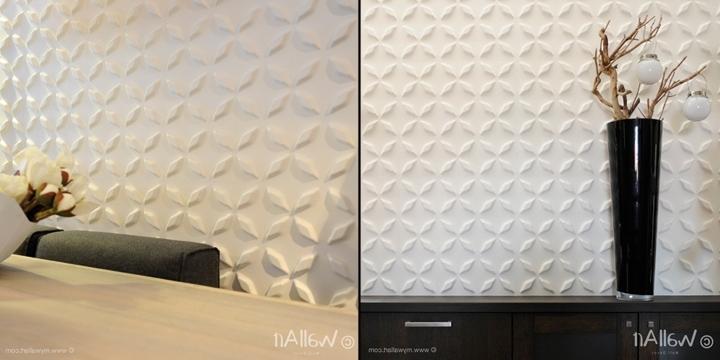 Wallart Eco Friendly 3D Wall Panels For Recent 3D Wall Panels Wall Art (View 8 of 15)