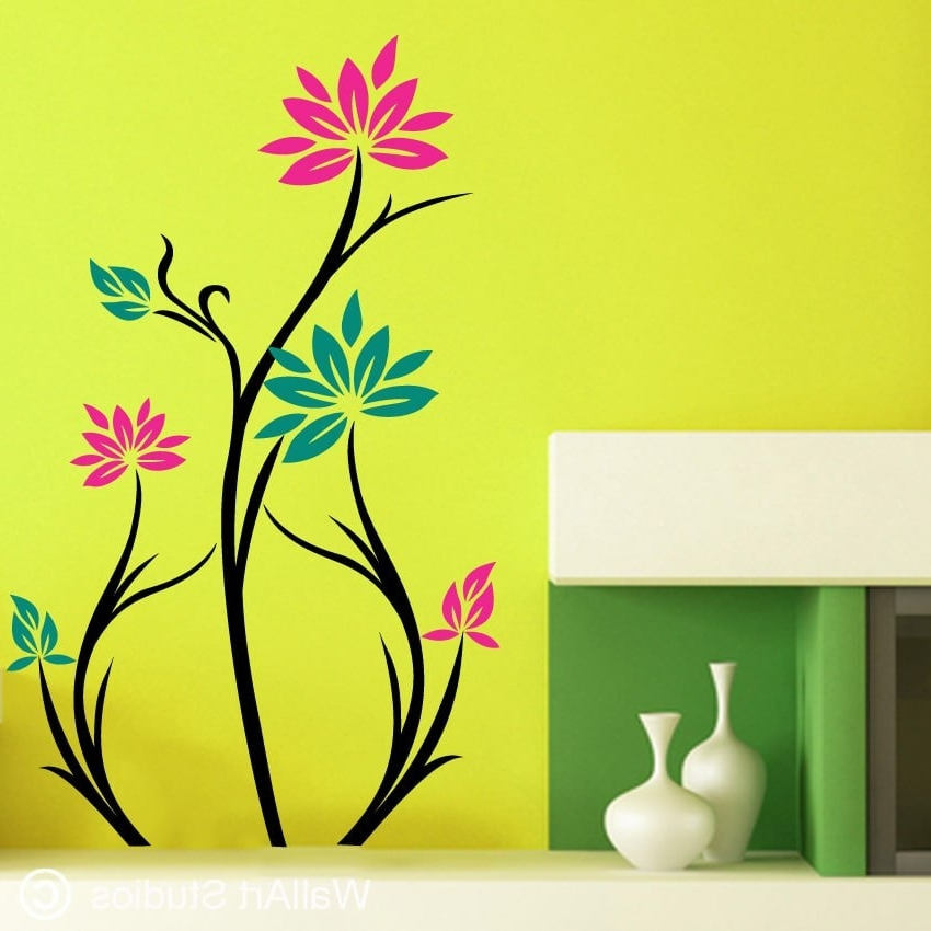 Wallart Studios With Floral & Plant Wall Art (View 2 of 15)