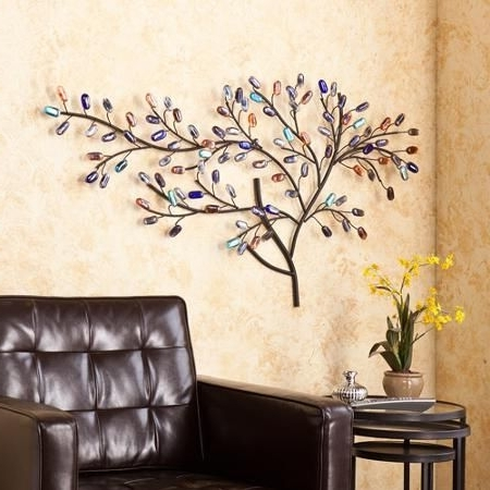 Walmart Metal Wall Art In Widely Used Best Metal Tree Wall Art Images On Pinterest Walmart Wall Hangings (View 9 of 15)