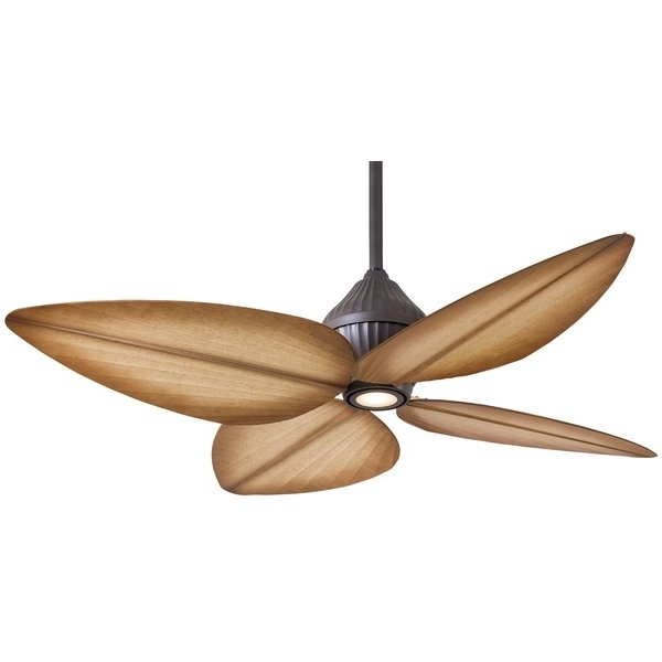 Wayfair Pertaining To Newest Outdoor Ceiling Fans (View 14 of 15)