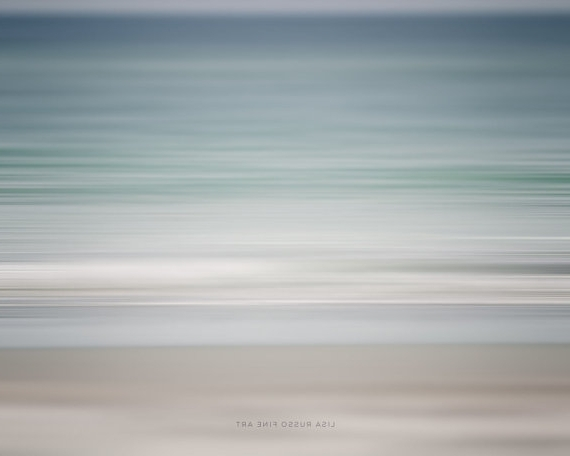 Well Known Abstract Beach Wall Art With Abstract Beach Decor Print Or Canvas Art, Modern Beach Art, Large (View 15 of 15)
