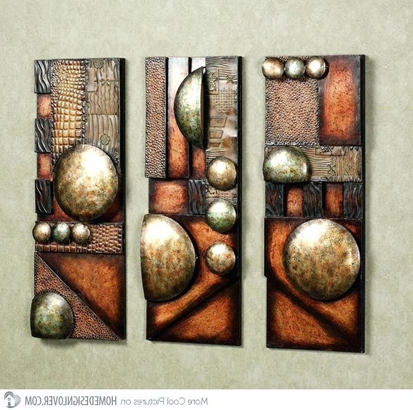 Featured Photo of Sculpture Abstract Wall Art