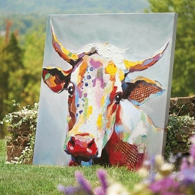 """Well Known Amazon: Bessie Wall Art – 50"""" Sq (View 12 of 15)"""