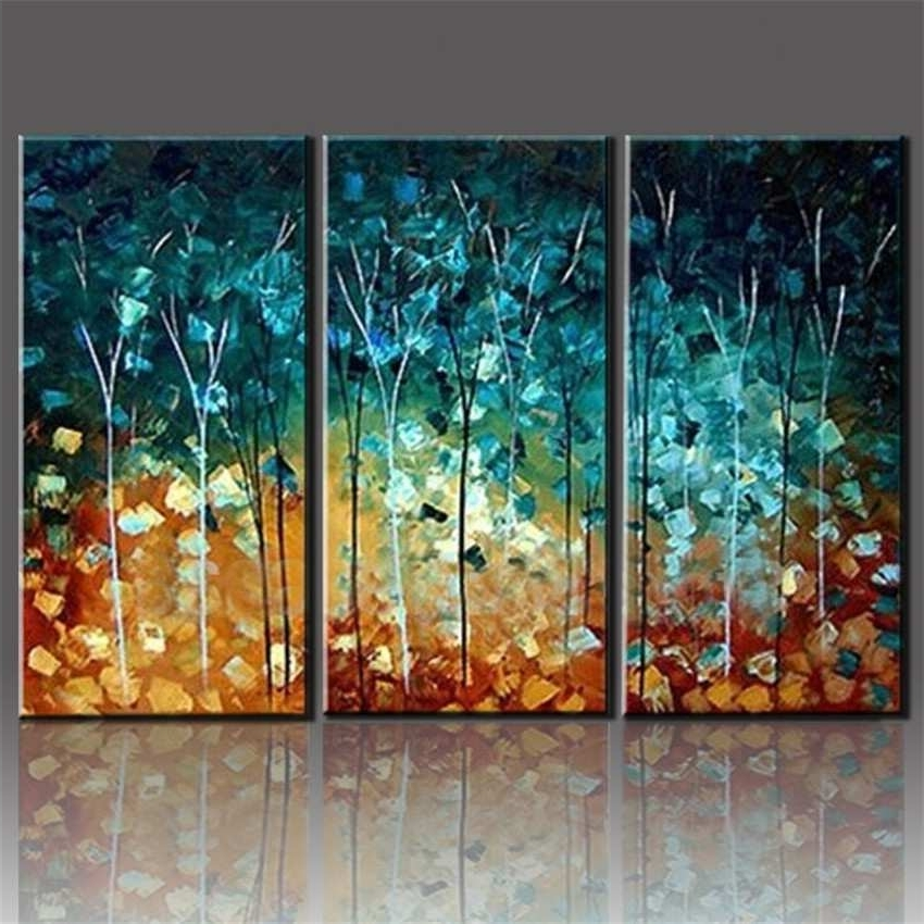 Well Known Canvas Wall Art Inspirational Line Buy Wholesale 3 Piece Canvas Art In Canvas Wall Art 3 Piece Sets (View 4 of 15)
