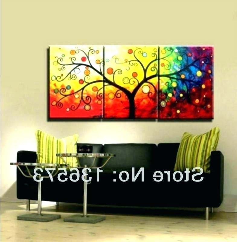 Well Known Cheap Wall Art Canvas Sets For 4 Piece Canvas Art Sets Wall Art Design Canvas Sets Of 3 Piece Good (View 4 of 15)