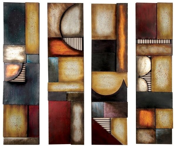 Well Known Contemporary Metal Wall Art & Modern Wall Art Decor For Unique Modern Wall Art And Decor (View 7 of 15)