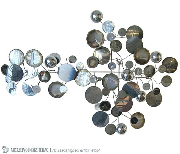 Well Known Contemporary Wall Art Metal Modern And Contemporary Abstract Metal Intended For Contemporary Metal Wall Art Sculpture (View 10 of 15)