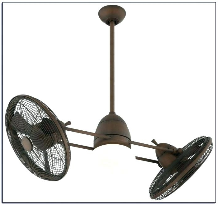 Well Known Decoration: Outdoor Double Oscillating Ceiling Fans Mount Inside Outdoor Double Oscillating Ceiling Fans (View 10 of 15)