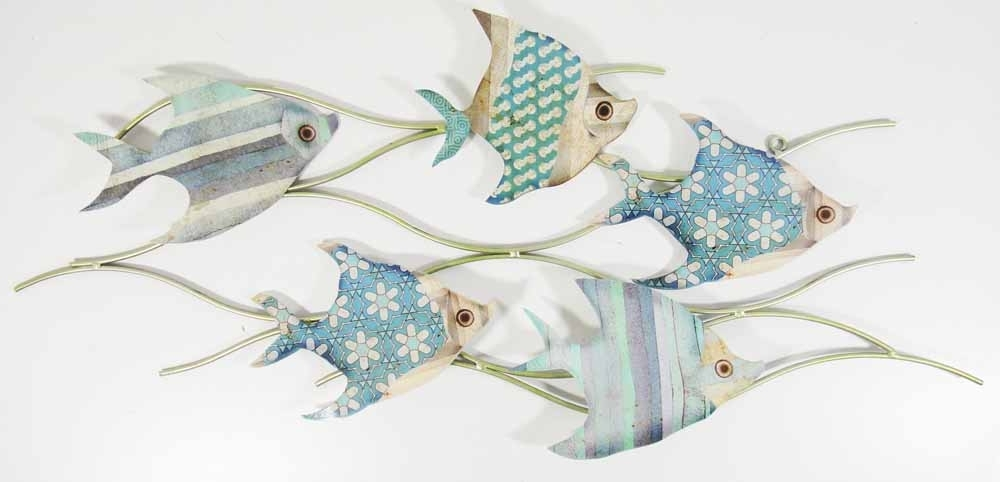 Well Known Ebeefdbe Nice Fish Cute Fish Wall Art – Wall Decoration And Wall Art Pertaining To Fish Shoal Metal Wall Art (View 14 of 15)