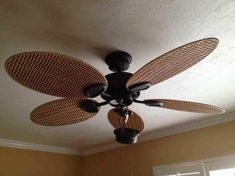 Well Known Hampton Bay Outdoor Ceiling Fans With Lights Pertaining To Indoor Outdoor Ceiling Fans With Lights New Inspirational Design (View 6 of 15)