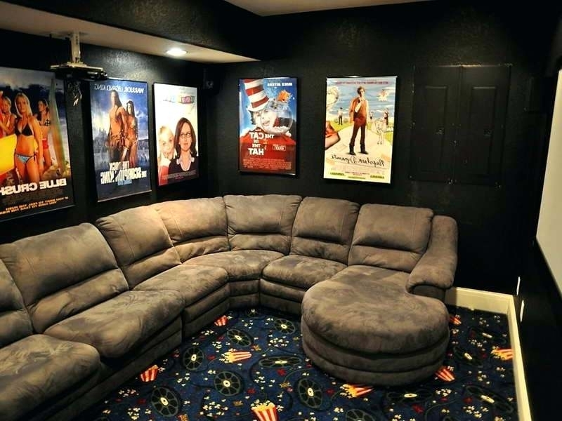 Well Known Home Theater Wall Art For Home Cinema Wall Art Small Home Theater Room Ideas Home Cinema Wall (View 8 of 15)