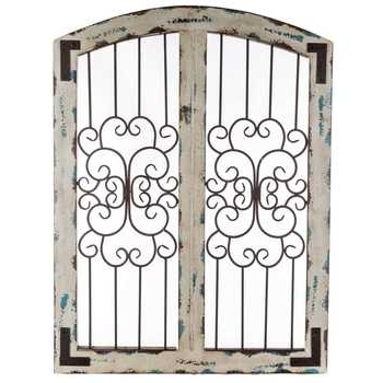 Well Known Homely Ideas Iron Gate Iron Gate Wall Decor Great Wall Art Decor Throughout Metal Gate Wall Art (View 13 of 15)
