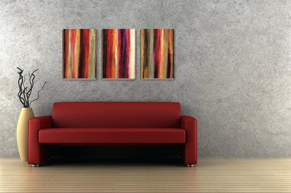Featured Photo of Horizontal Canvas Wall Art