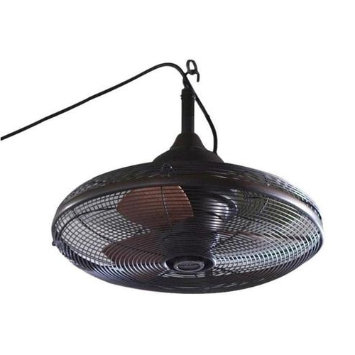Well Known Indoor Outdoor Lightweight Ceiling Fan For Gazebo Design Hampton Bay With Regard To Outdoor Ceiling Fans For Gazebo (View 15 of 15)