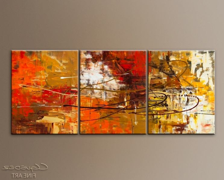 Featured Photo of Inexpensive Abstract Wall Art