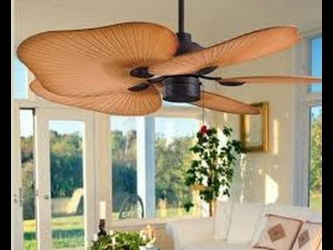 Well Known Install A Ceiling Fan Where No Wiring Exists – Youtube In Outdoor Ceiling Fan No Electricity (View 15 of 15)