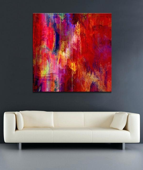 Well Known Large Abstract Wall Art Australia With Regard To Big Abstract Wall Art Large Abstract Canvas Art Large Abstract (View 13 of 15)
