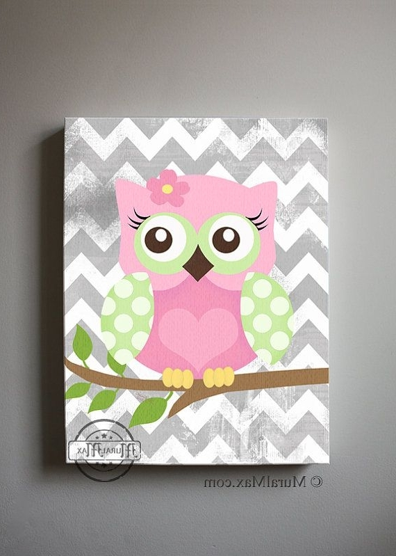 Well Known Little Girl Wall Art With Wall Art Designs: Top 10 Cute Little Girl Canvas Wall Art, Cute (View 15 of 15)