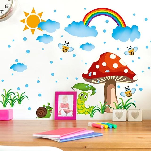 Featured Photo of Mushroom Wall Art