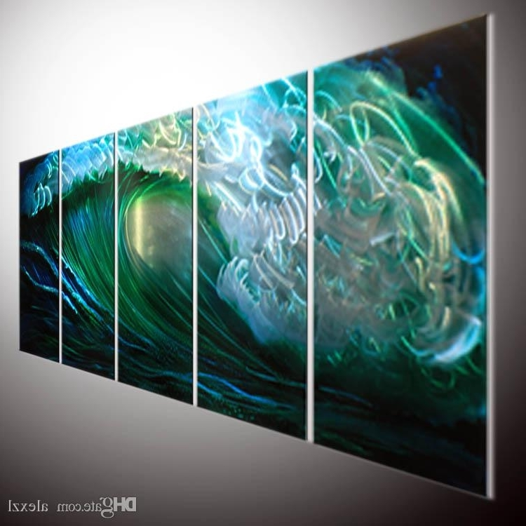 Well Known Original Abstract Wall Art Within 2018 Home Decor Wall Art (View 13 of 15)