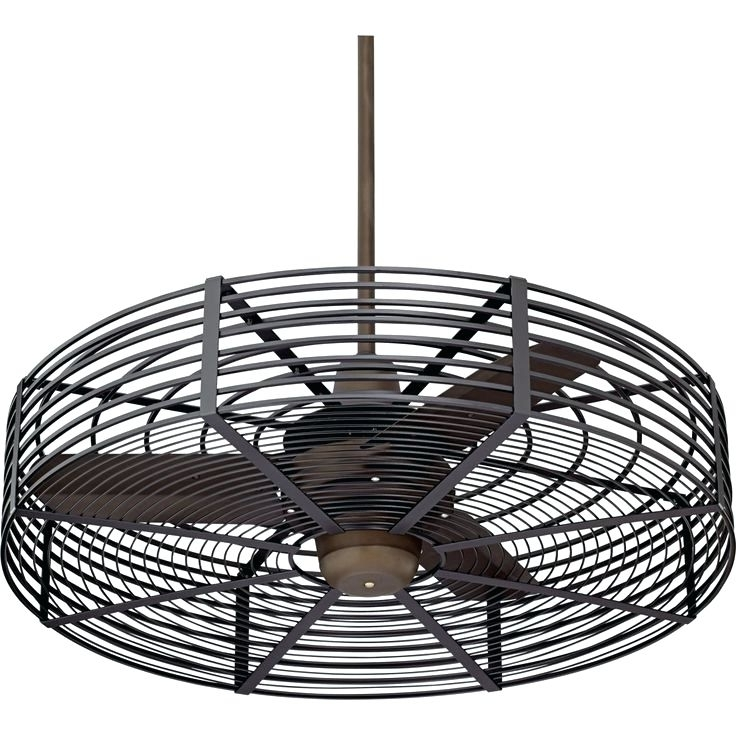 Well Known Outdoor Ceiling Fans With Guard Throughout Ceiling Fan In Cage – Photos House Interior And Fan Iascfconference (View 14 of 15)